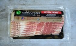 Wahlburgers Hickory Smoked Uncured Bacon