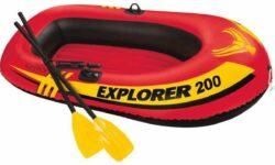 Intex Explorer Boat