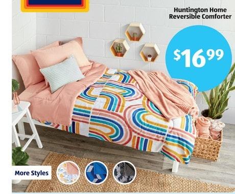 Huntington Home Reversible Comforter