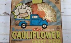 Mama Cozzi's Take & Bake Uncured Pepperoni Cauliflower Crust Pizza