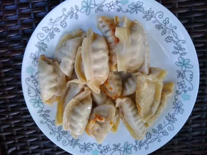 Fusia Asian Inspirations Savory Pork or Chicken Potstickers