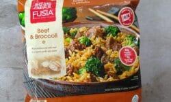 Fusia Asian Inspirations Beef & Broccoli