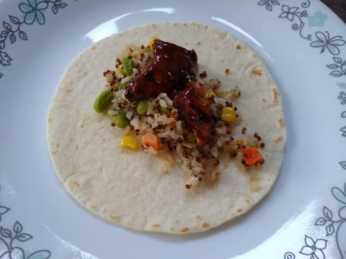 Casa Mamita Chicken Teriyaki Taco Kit
