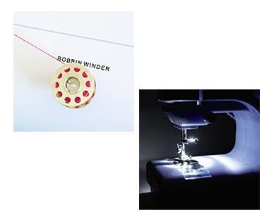 Easy Home 19-Stitch Sewing Machine 2