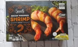 Specially Selected Bacon Wrapped Shrimp