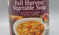 Deutsche Kuche Fall Harvest Vegetable Soup
