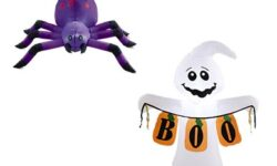 Huntington Home 4' Halloween Inflatable
