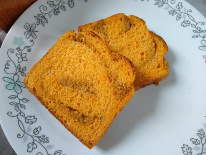 Specially Selected Pumpkin Spice Brioche