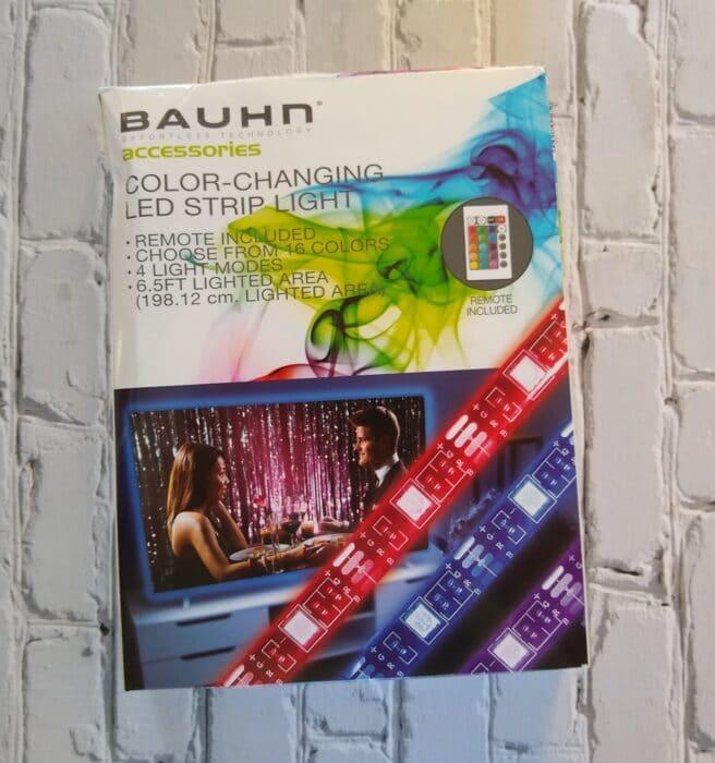 Bauhn Color Changing LED Strip Light