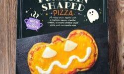 Mama Cozzi's Halloween Pumpkin Shaped Pizza